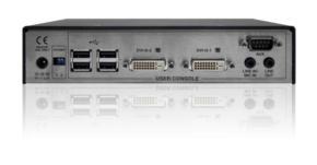 Boîtier d'extension DVI sur réseau