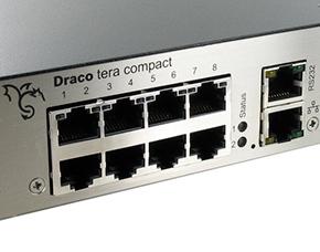 Matrices KVM Draco sécurisées